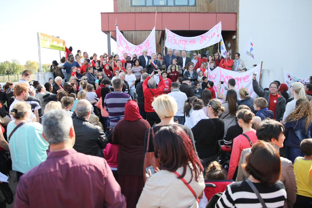 Fermeture du collège PMF: Val-de-Reuil saisit le Conseil d'Etat