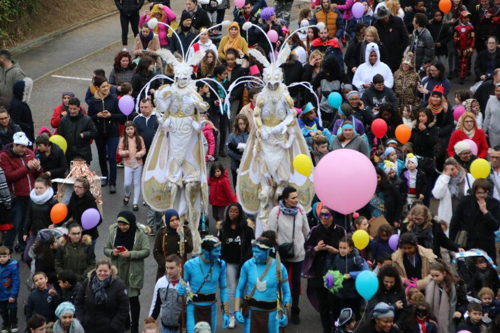 2000 personnes, petits et grands, attendues dans les rues de Val-de-Reuil samedi
