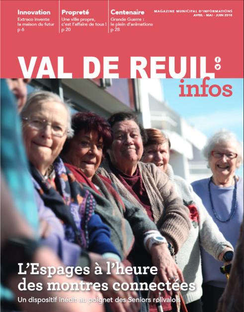 Val de Reuil_Infos : Votre magazine