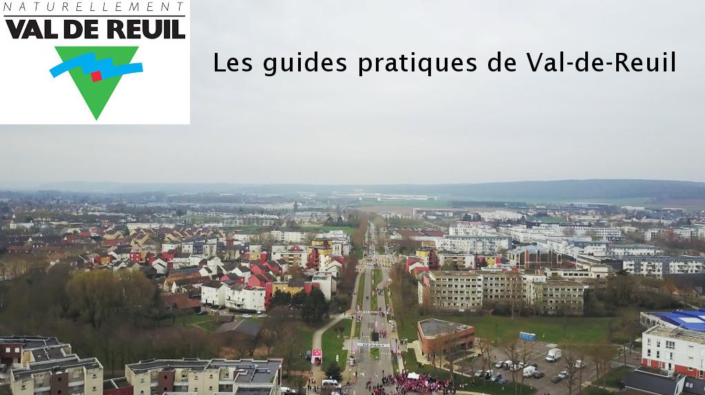 Les guides pratiques de Val-de-Reuil