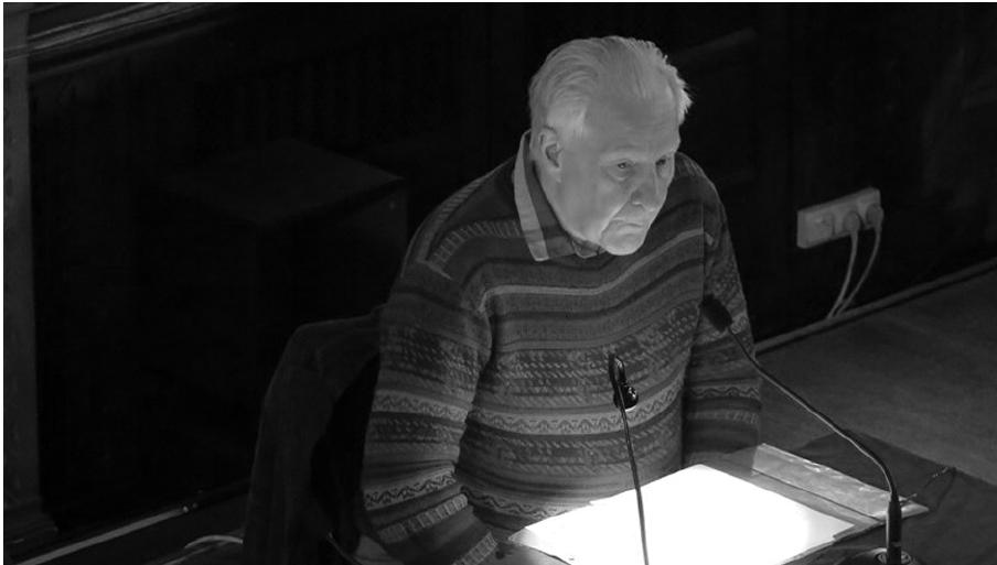 Conférence d'Alain Badiou mercredi 23 mai à 19h00