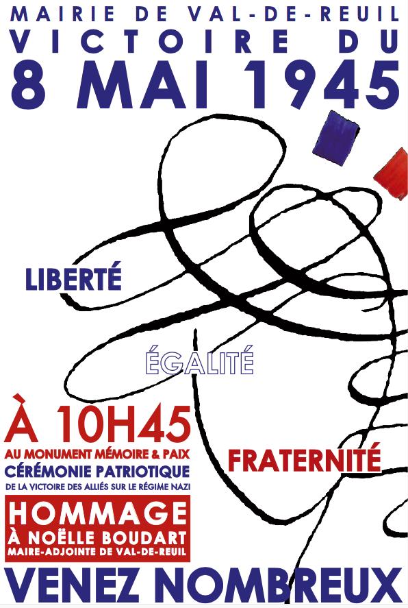 Mardi 8 mai : hommage à Noëlle Boudart