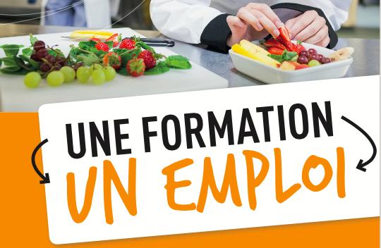 Demandeurs d'emploi: des formations à la carte, pour vous!