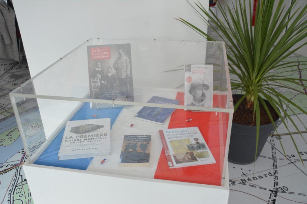 Une sélection de livres