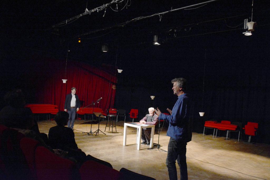 Conférence Alain Badiou