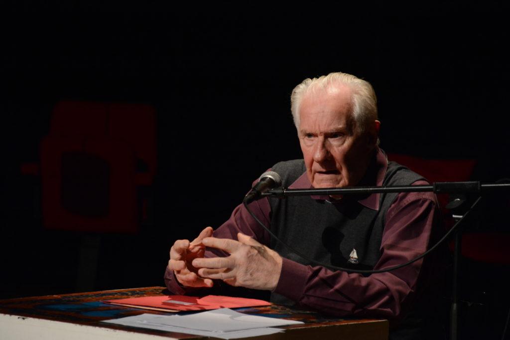 Festival Poesia : Alain Badiou ou les « 4 Mai 68 »