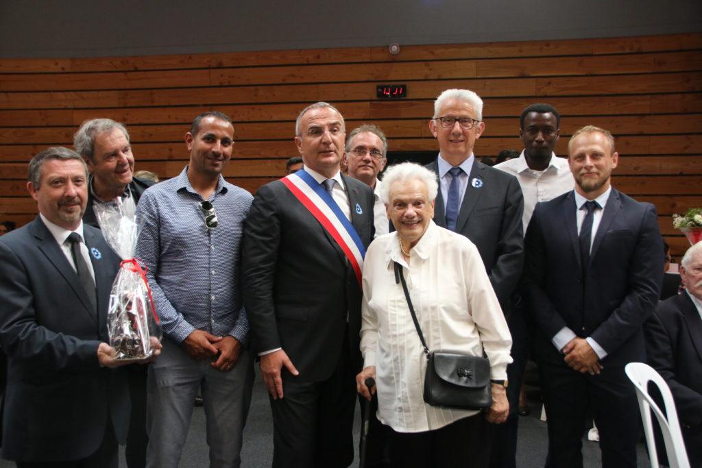 Jacqueline Josse, 93 ans, nouvelle doyenne !