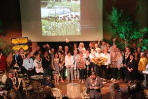 Les gagnants ont reçu des bons d'achat et des entrées pour Giverny