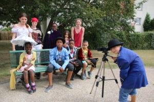 Cin'été 2017 - les jeunes rolivalois font leur cinéma