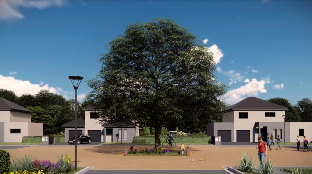 Val-de-Reuil accueille «les jardins de Blanche»