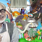(photo studio Ghibli fondé par Hayao Miyazaki