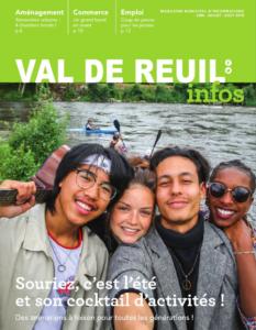 Val de Reuil_Infos N°8 Juin-Juillet-Août 2018