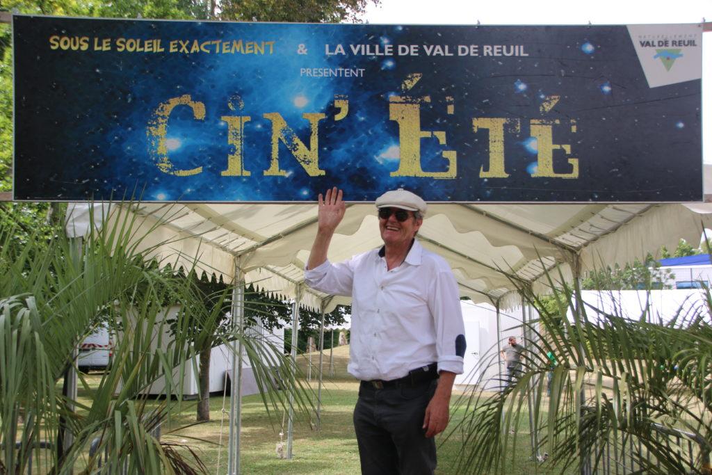Jean-Claude Bourbault, cheville ouvrière de Cin'été