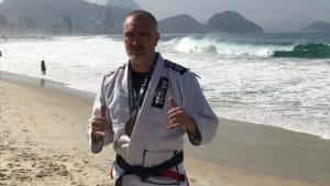 Rodolphe Bertrand a décroché le bronze aux Mondiaux de Ju-Jitsu