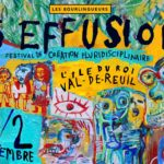 Affiche Effusions 2018