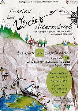 Festival les Virées Alternatives et ouverture de saison de la Factorie