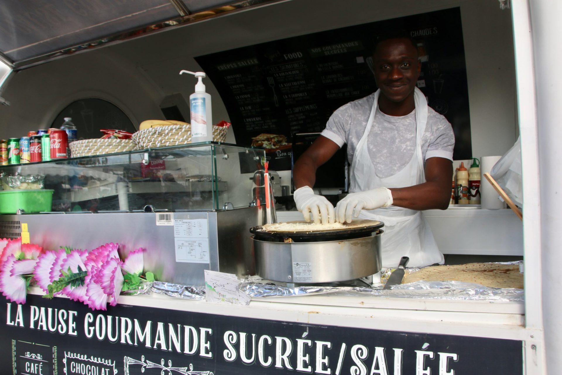 """Pour savourer les plaisirs de la """"Pause Gourmande"""" !"""