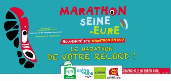 14ème Marathon Seine-Eure