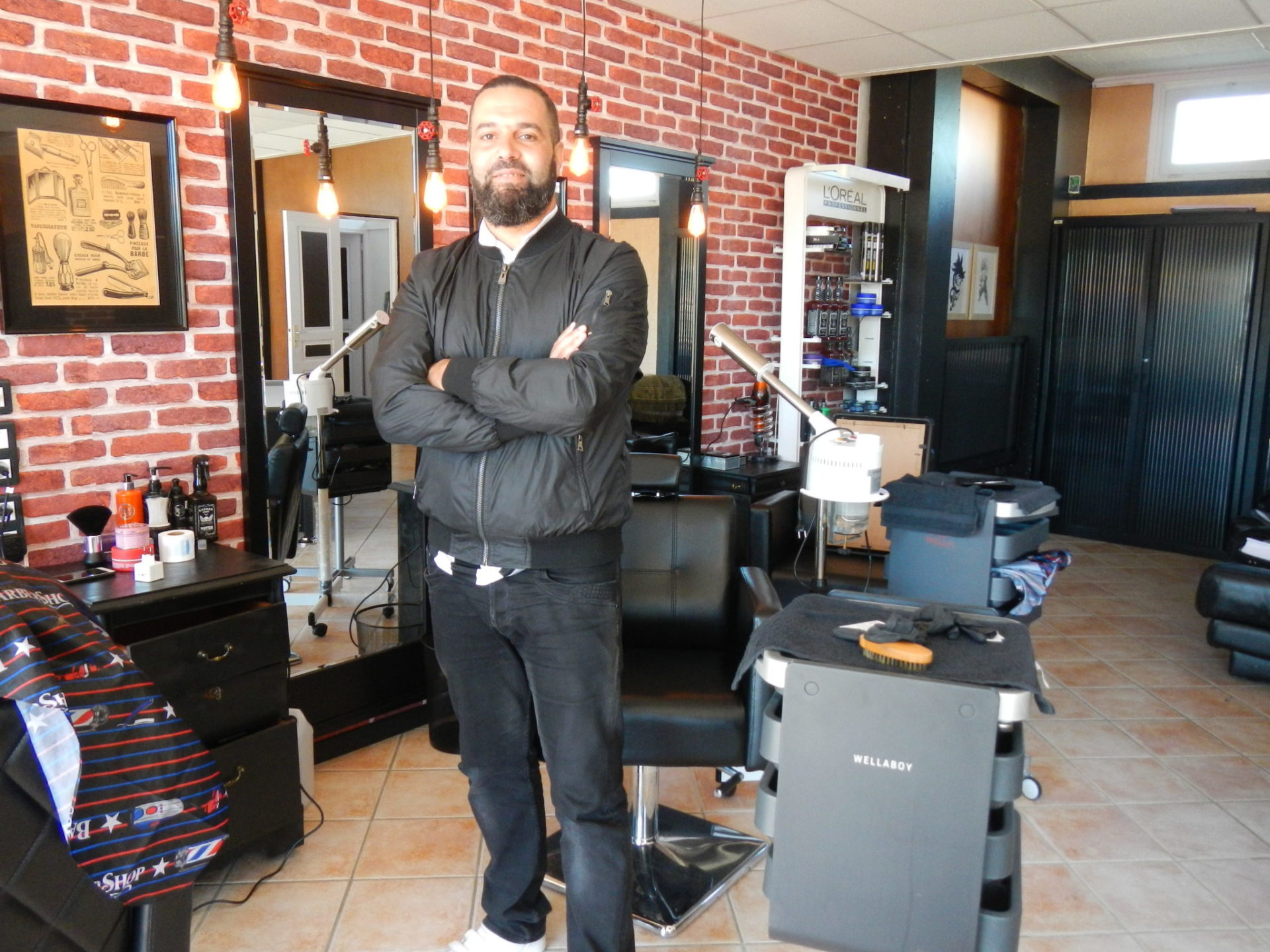The Barber club ou l'envie de s'investir