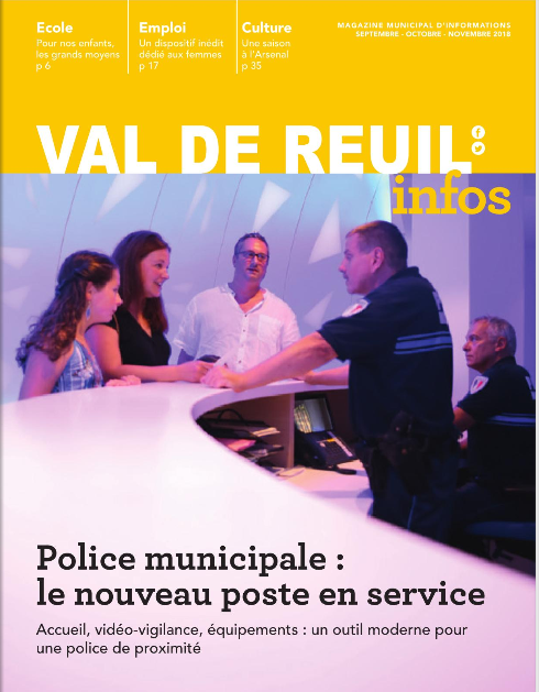 Val de Reuil_Infos N°9 Septembre – Octobre – Novembre 2018