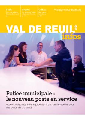 Val de Reuil_Infos n°9 – Sep / Oct / Nov 2018