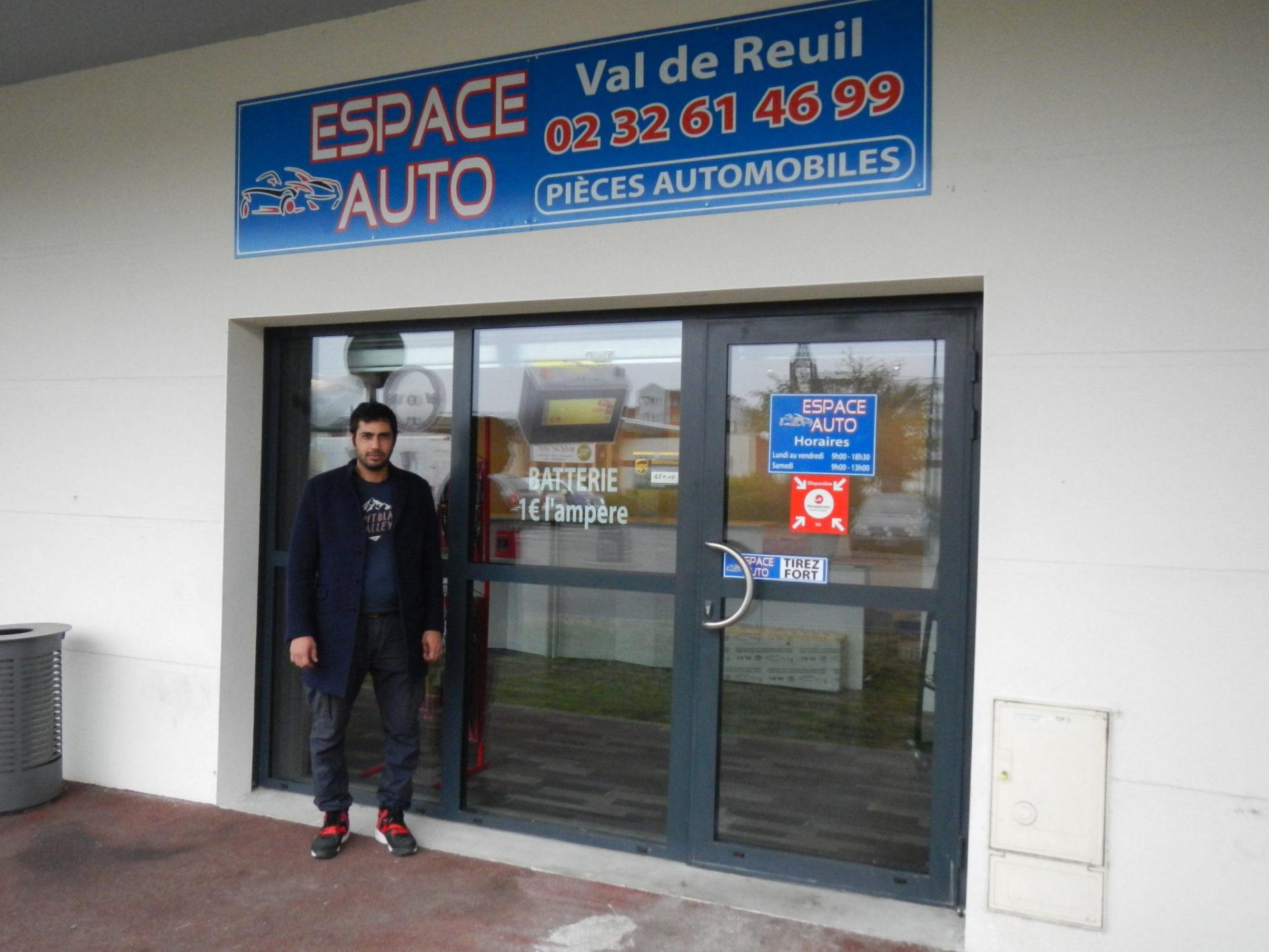 Espace Auto : un nouveau commerce dans l'immeuble Signal
