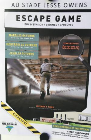 Escape Game : Jeux d'évasion/Enigmes/Epreuves