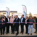 Les 23 pavillons en accession à la propriété ont été inauguré vendredi soir