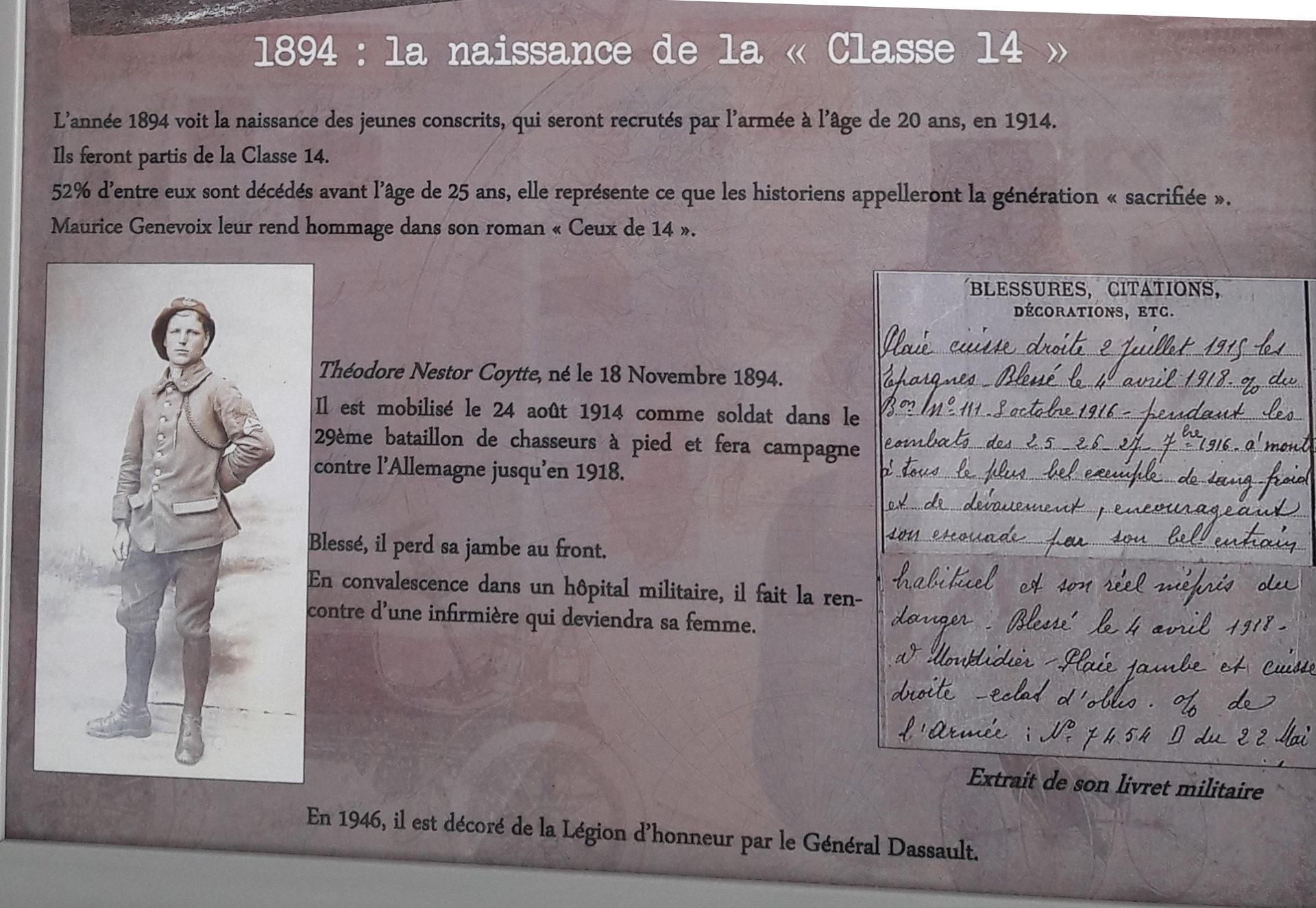Centenaire de la « Grande guerre » : les  archives de l'Eure et des Rolivalois s'exposent à la médiathèque