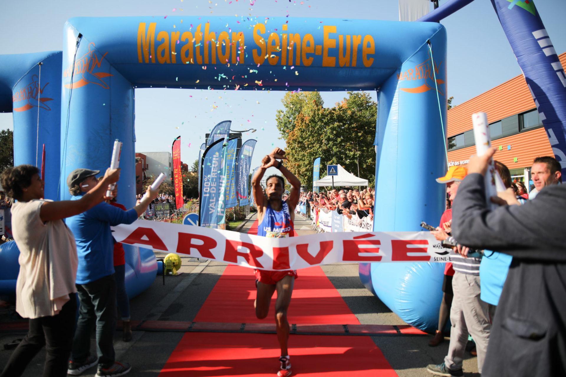 Marathon Seine-Eure : tous derrière les coureurs le 14 octobre !