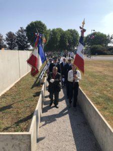 Rendez-vous au Monument Mémoire et Paix à 10h45 dimanche