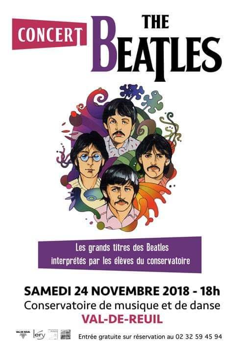 «The Beatles» par le conservatoire