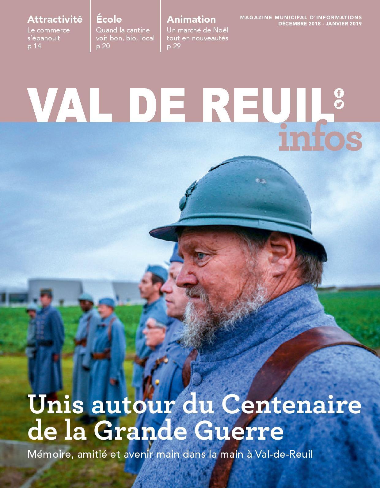 Val de Reuil_Infos N°10 Décembre 2018 – Janvier 2019