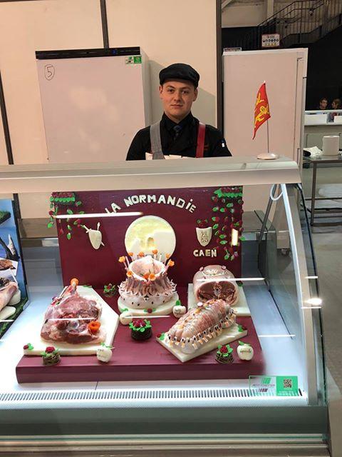 La boucherie, une passion pour Armand Cheron
