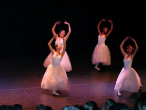 Spectacle des classes de danse du Conservatoire