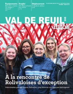 Val de Reuil_Infos N°11 Février - Mars 2019