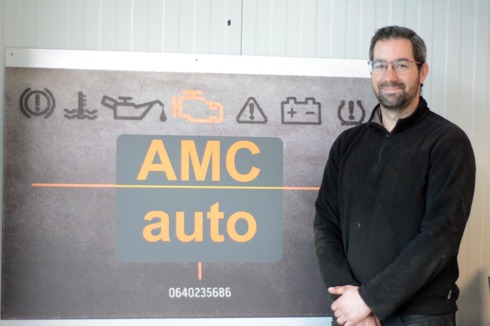 AMC Auto : un Rolivalois ouvre un nouveau garage à Val-de-Reuil !