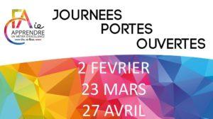 CFAIE : Journée portes ouvertes