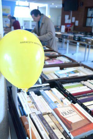 24 ème Foire aux Livres d'Amnesty International