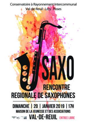 Rencontres régionales de saxophone
