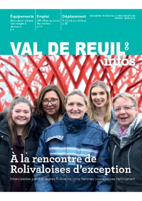 Val de Reuil_Infos N°11 Février – Mars 2019
