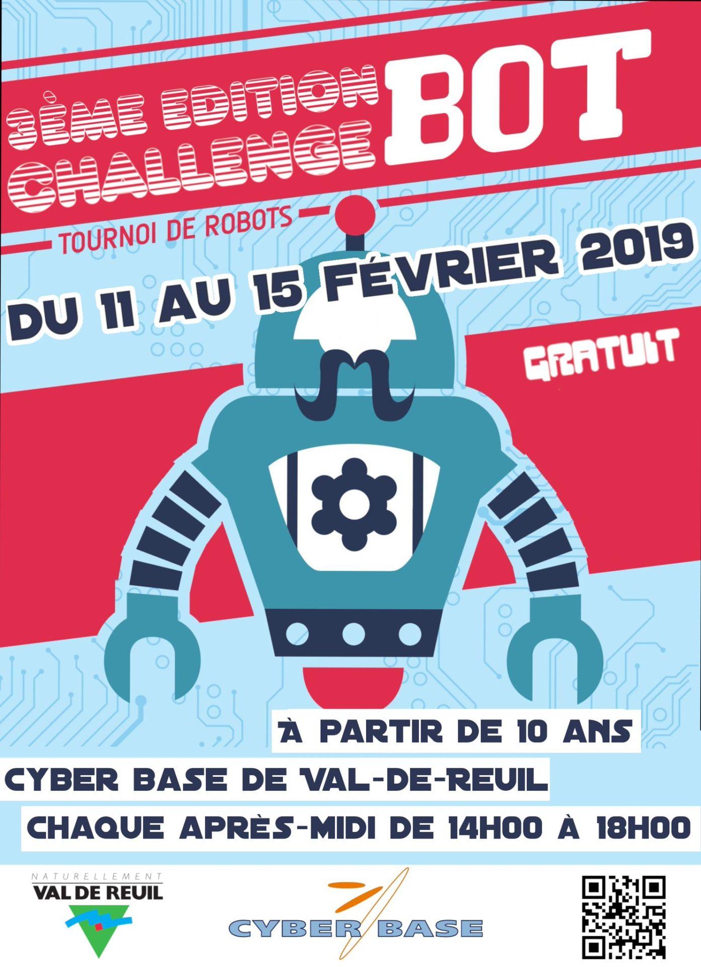 Challenge robotique