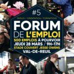 5ème forum de l'emploi