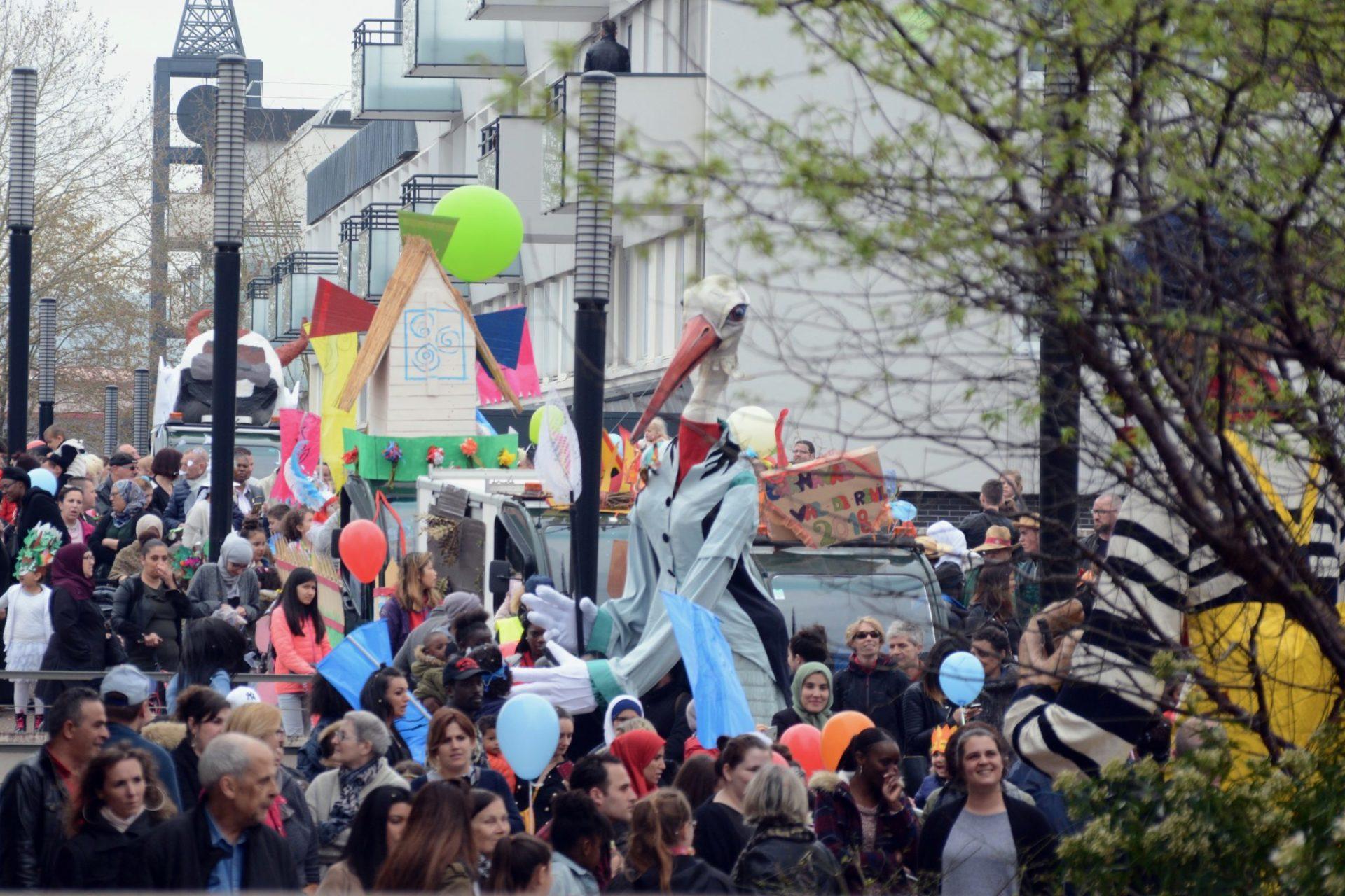 Prêts pour le grand défilé du carnaval samedi ?