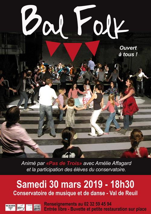 """Loisirs – soirée """"Bal folk"""""""