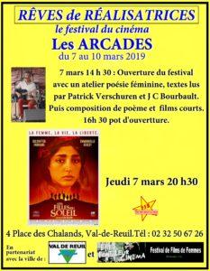 Le festival ouvrira ses portes le jeudi 7 mars prochain