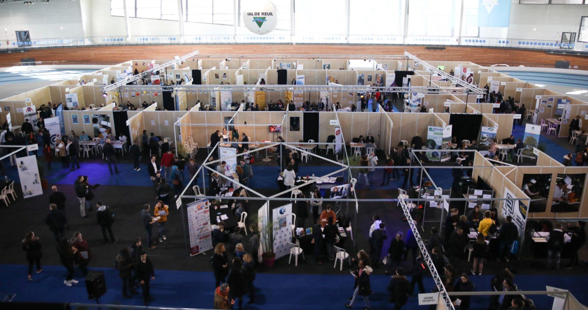 Forum des métiers : des centaines d'emplois déjà en ligne