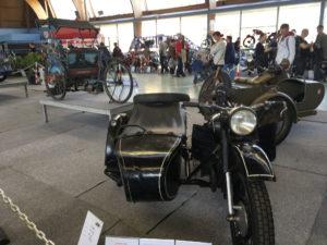 Spade moto présentera ses modèles d'exception