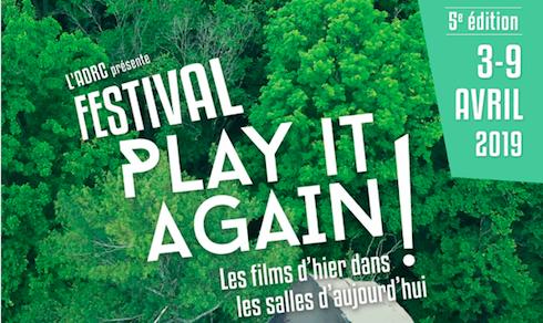 Le festival Play it again, à savourer aux Arcades dès demain
