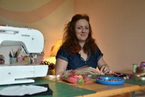 Graziella Pimont propose des activités de couture créative pour les enfants (6 à 12 ans)